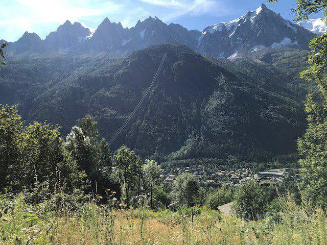 Vente de prestige terrain Chamonix-mont-blanc 3058000€ - Photo 2