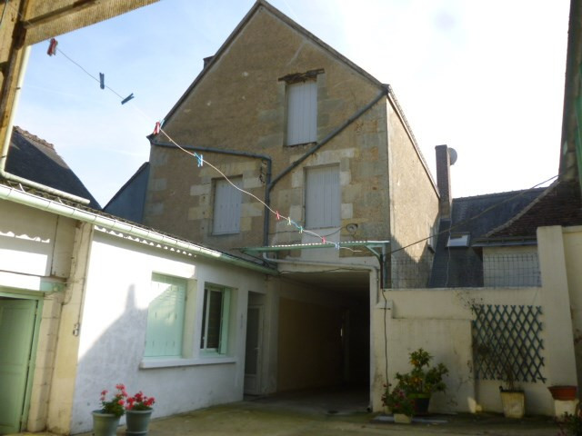 Sale house / villa Saint laurent en gatines 124 000€ - Picture 6