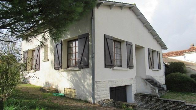 Vente maison / villa Loulay 96000€ - Photo 1