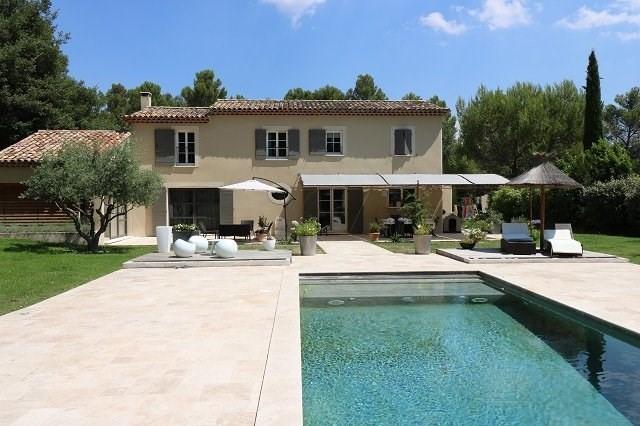 Vente de prestige maison / villa Venelles 995000€ - Photo 8