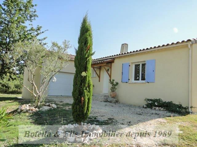 Vente maison / villa Uzes 287000€ - Photo 2