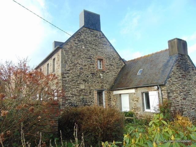 Sale house / villa Corlay 149800€ - Picture 1