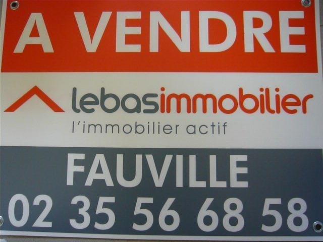 Vente terrain Fauville en caux 11000€ - Photo 2