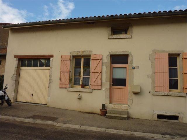 Location maison / villa Avrainville 750€ CC - Photo 1