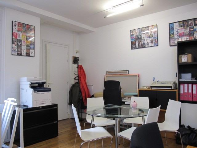 Locação escritório Paris 10ème 2120,54€ HT/HC - Fotografia 3