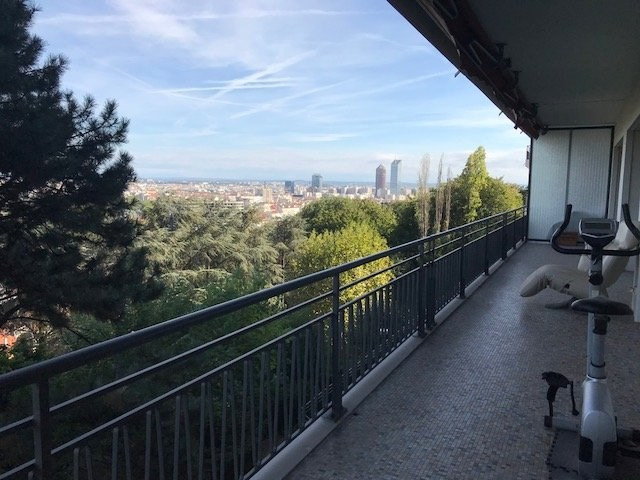 Magnifique apt Lyon 4, vue exceptionnelle, terrasse