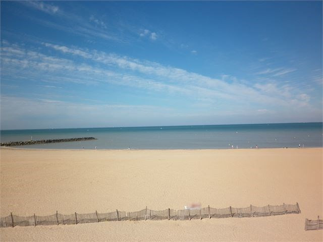Vacation rental apartment Chatelaillon-plage 480€ - Picture 1