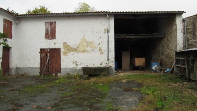 Vente maison / villa Saint-jean-d'angély 54000€ - Photo 2