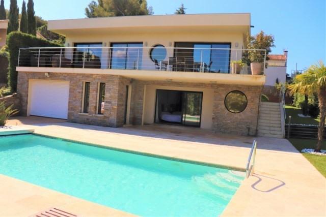 Vacation rental apartment Cavalaire sur mer  - Picture 2