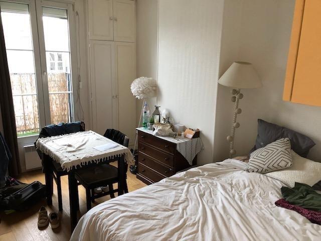 Produit d'investissement appartement Paris 17ème 215000€ - Photo 1