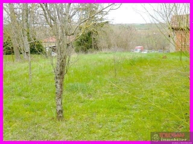 Vente terrain Montgiscard 55000€ - Photo 1