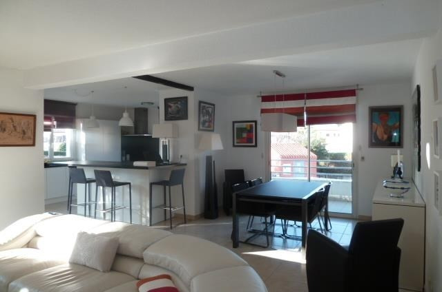 Sale apartment Canet plage 427 000€ - Picture 1