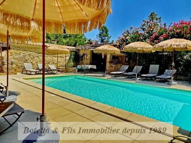 Vente de prestige maison / villa Uzes 1265000€ - Photo 18