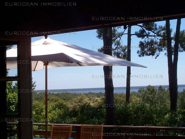 Vermietung von ferienwohnung haus Lacanau 950€ - Fotografie 3