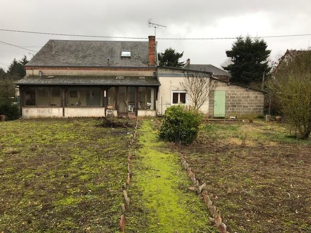 Sale house / villa Argent sur sauldre 98000€ - Picture 2