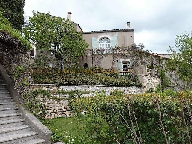 Vitalicio  casa Corbières-en-provence 180000€ - Fotografía 2