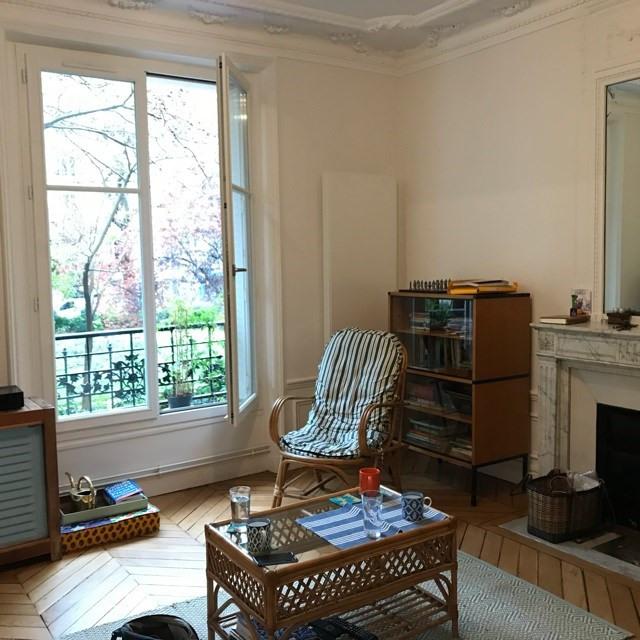 Appartement 4 pièces square Slignancourt