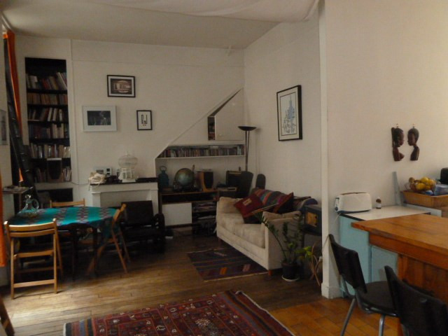 Vente appartement Paris 1er 460 000€ - Photo 1