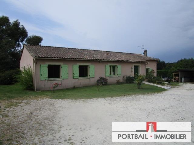 Sale house / villa St ciers sur gironde 190800€ - Picture 2