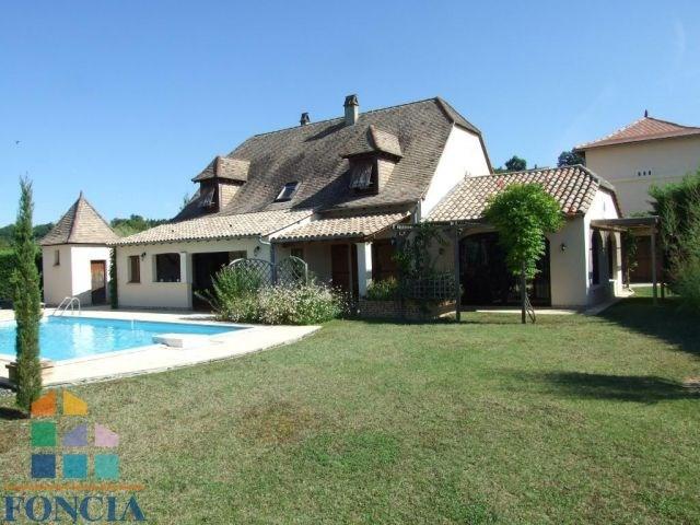 Sale house / villa Razac-de-saussignac 375000€ - Picture 1