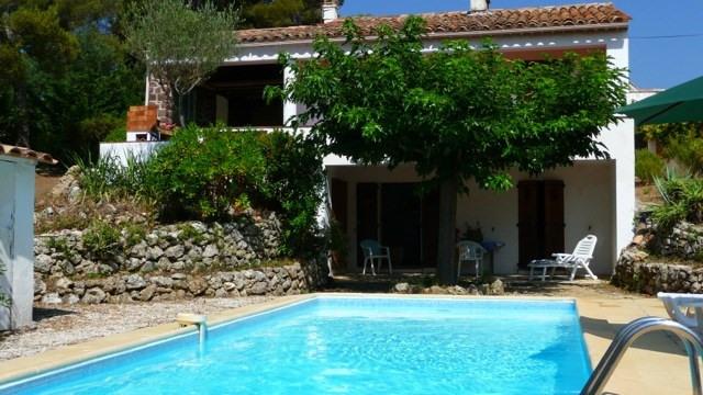 Location vacances maison / villa Les issambres 1105€ - Photo 2