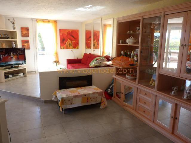 Verkauf auf rentenbasis wohnung Saint-raphaël 68000€ - Fotografie 9