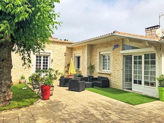 Sale house / villa Saint palais sur mer 522500€ - Picture 2