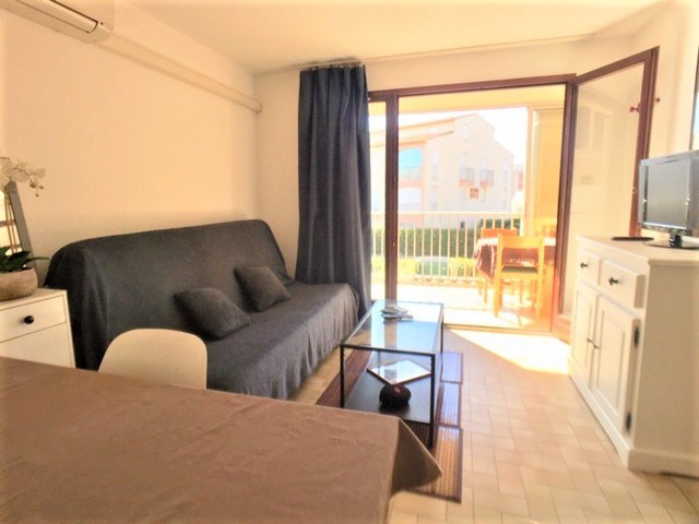 Produit d'investissement appartement Le cap d'agde 91 900€ - Photo 3