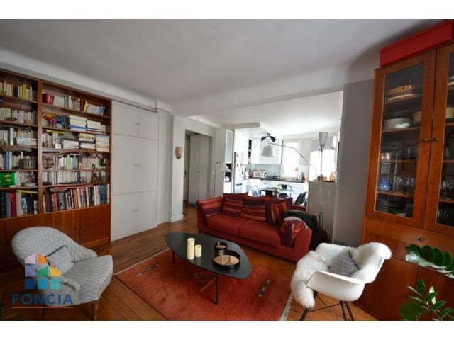 Vente appartement Boulogne-billancourt 465 000€ - Photo 1