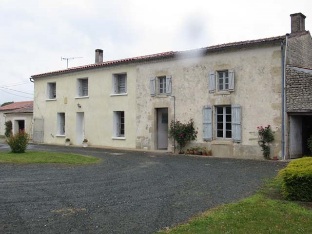 Vente maison / villa Paillé 122 400€ - Photo 1