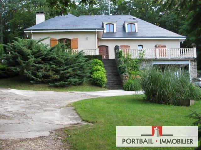 Sale house / villa Rauzan 430000€ - Picture 1