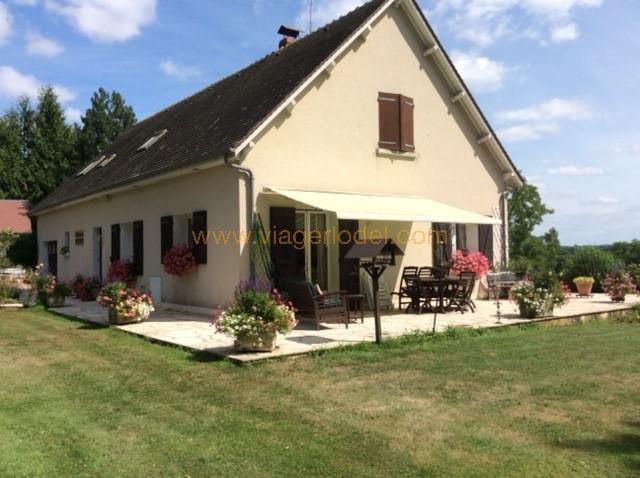 Verkauf auf rentenbasis haus La chapelle-montlinard 68000€ - Fotografie 1