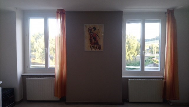 Rental apartment Roche-la-moliere 480€ CC - Picture 5