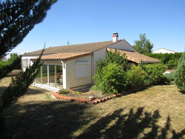Vente maison / villa Aulnay 138000€ - Photo 1