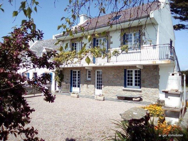 Vente maison / villa St jean du doigt 318000€ - Photo 5