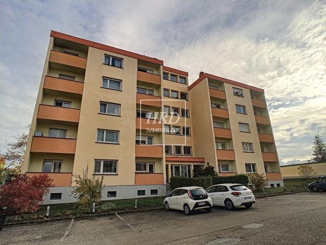Revenda apartamento Saverne 82390€ - Fotografia 8