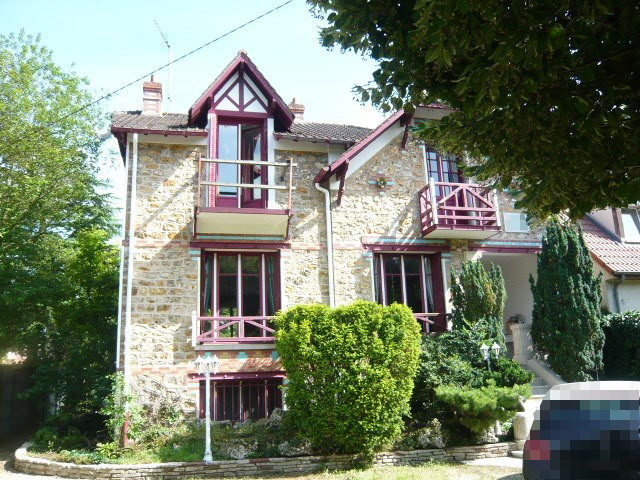 Sale house / villa Draveil 550 000€ - Picture 1