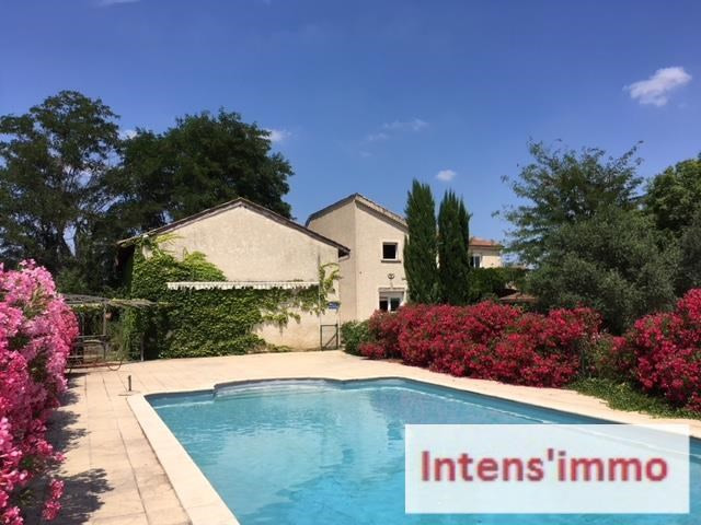 Sale house / villa Bourg de peage 449 000€ - Picture 1