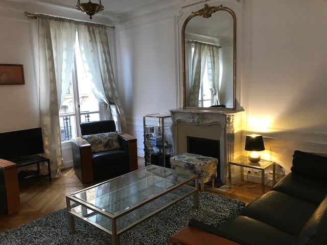 Rental apartment Paris 7ème 3 980€ CC - Picture 2
