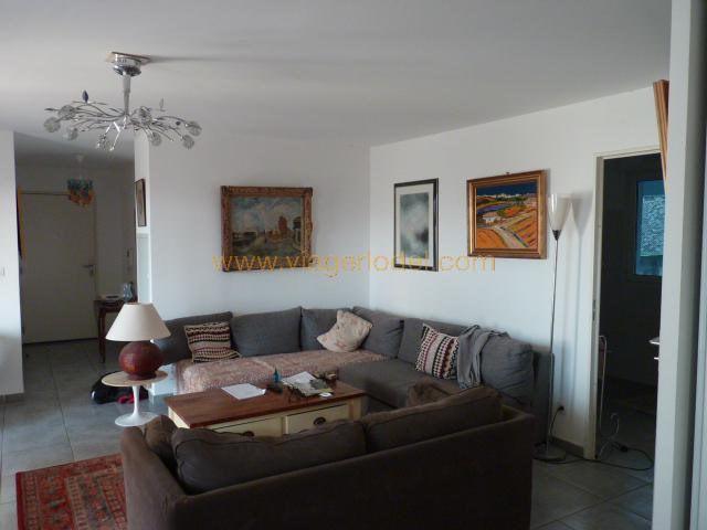 Vendita nell' vitalizio di vita appartamento Marseille 4ème 35000€ - Fotografia 5