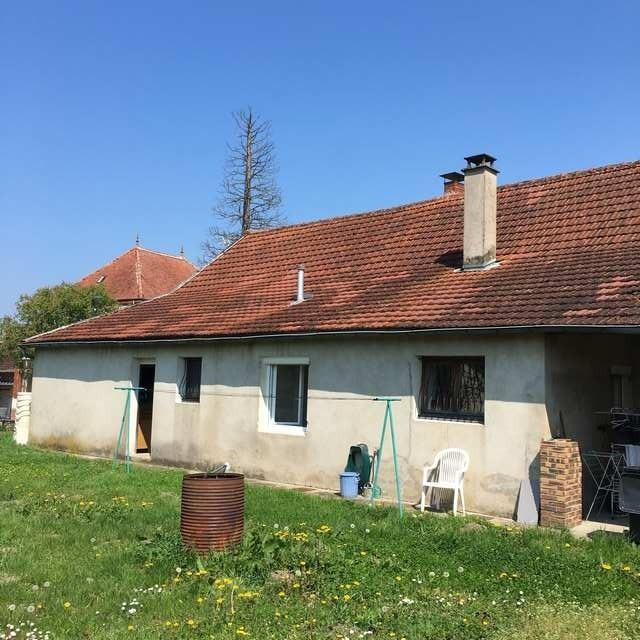 Sale house / villa Cuisery 6 minutes 139000€ - Picture 3