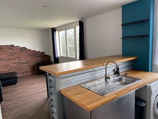 Venta  apartamento Caen 113400€ - Fotografía 1