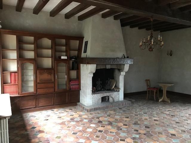Sale house / villa Aubigny sur nere 100000€ - Picture 9
