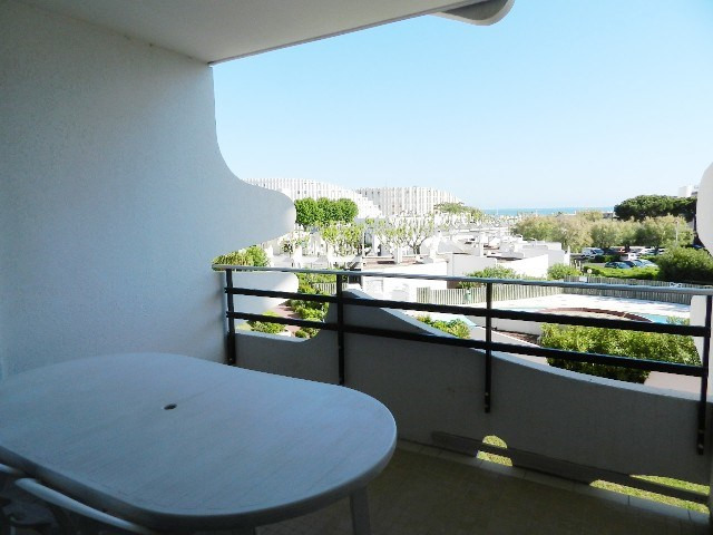 Vacation rental apartment La grande motte 780€ - Picture 7