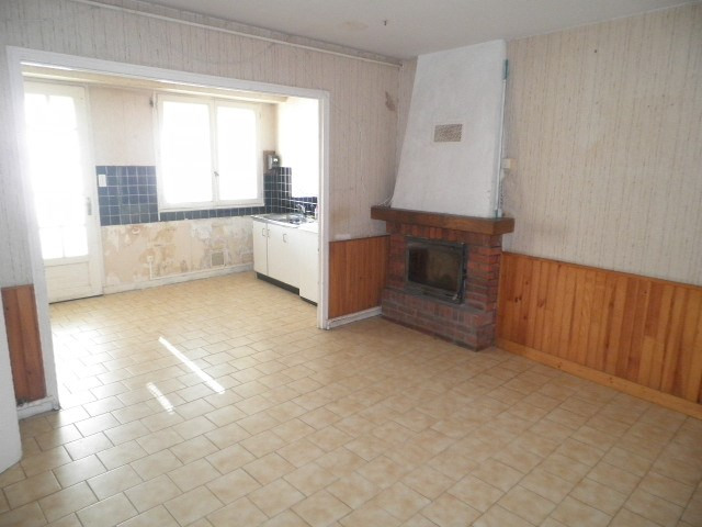 Vente maison / villa Le theil de bretagne 89 950€ - Photo 2