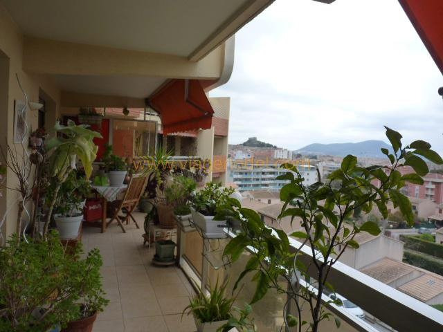 Viager appartement La garde 47 000€ - Photo 1