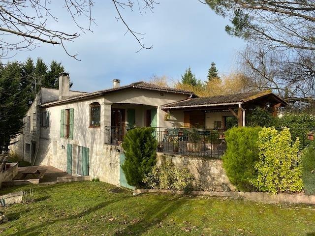 Sale house / villa Agen 283500€ - Picture 1