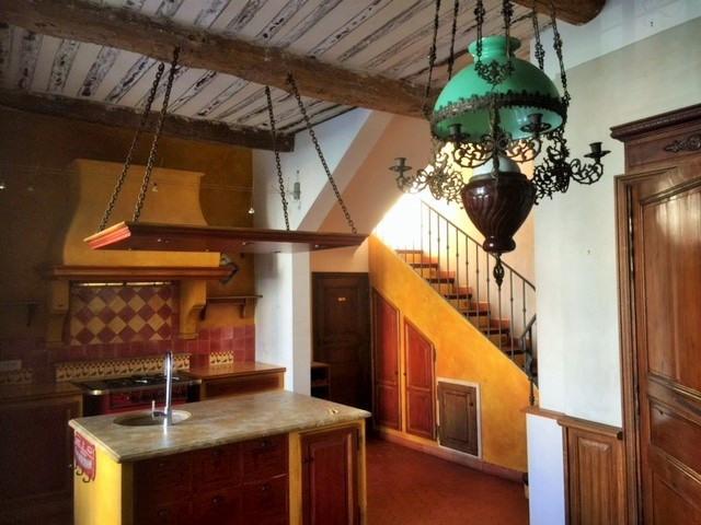 Sale house / villa La bastide des jourdans 202000€ - Picture 1