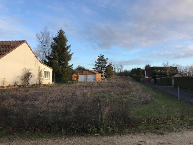 Sale site Aubigny sur nere 19000€ - Picture 1