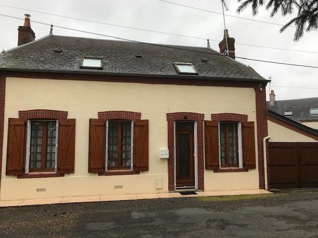 Sale house / villa Aubigny sur nere 82000€ - Picture 1